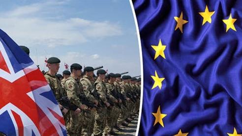Anh rút khỏi các sứ mệnh quân sự EU
