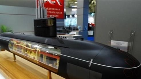 Nga công bố thông tin mới nhất về tàu ngầm Kalina