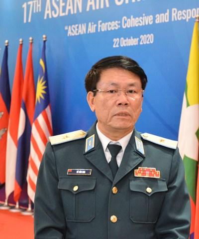 Quyết tâm không để dịch bệnh ảnh hưởng hợp tác Không quân ASEAN