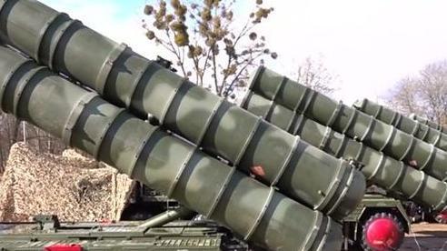 Hé lộ hoạt động của S-400 Nga ở Thổ Nhĩ Kỳ