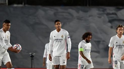 Real Madrid 2-3 Shakhtar: Địa chấn đầu tiên ở Champions League 2020/21