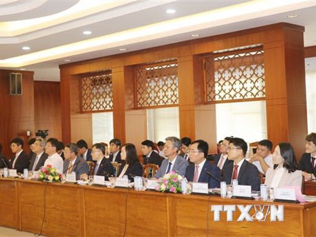 Doanh nghiệp Hàn Quốc tìm kiếm cơ hội đầu tư tại Khánh Hòa