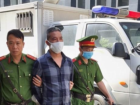 Bị cáo bỏ trốn khỏi Tòa án Nhân dân Hà Đông bị tuyên phạt 42 tháng tù