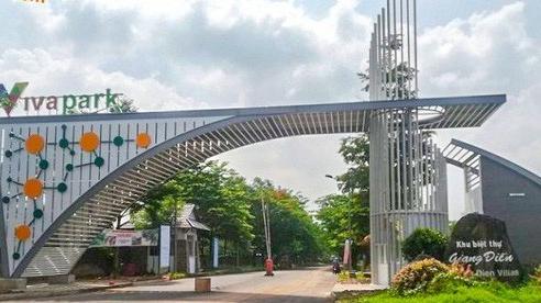 Đồng Nai mạnh tay xử phạt chủ đầu tư dự án Viva Park vì xây dựng không phép gần 500 căn nhà tại Trảng Bom