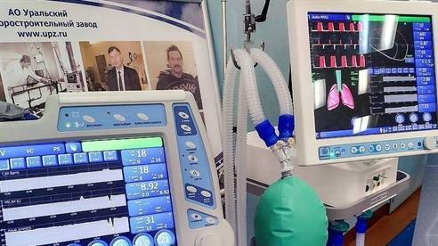 Nga tặng máy thở lúc khó khăn, Mỹ bỏ xó