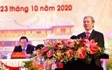 Đồng chí Lê Trường Lưu tái đắc cử Bí thư Tỉnh ủy Thừa Thiên-Huế