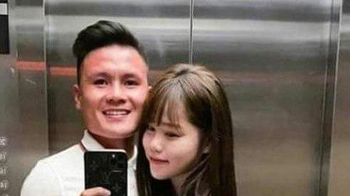 Huỳnh Anh bảo vệ Quang Hải: 'Bớt ăn hiếp người yêu em nha!'