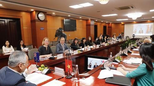 Kỳ họp lần thứ 7 Ủy ban Hỗn hợp về Kinh tế và Thương mại Việt Nam – New Zealand