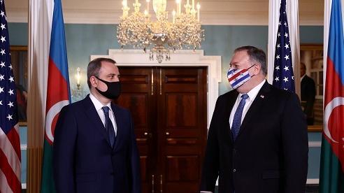 Mỹ kêu gọi chấm dứt giao tranh Azerbaijan - Armenia