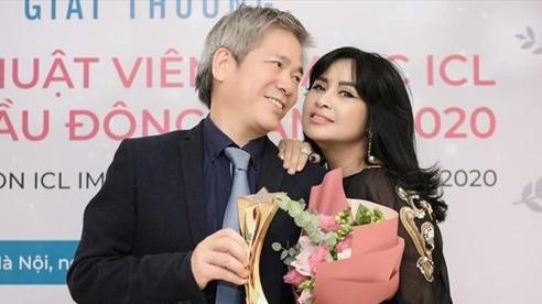 Bạn trai diva Thanh Lam nhận giải thưởng uy tín về nhãn khoa