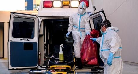 COVID-19 có thể giết chết nửa triệu người tại Mỹ