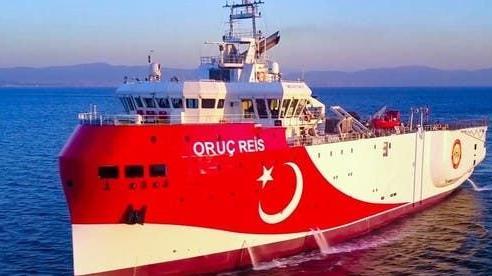 Thổ Nhĩ Kỳ gia hạn hoạt động thăm dò ở Đông Địa Trung Hải