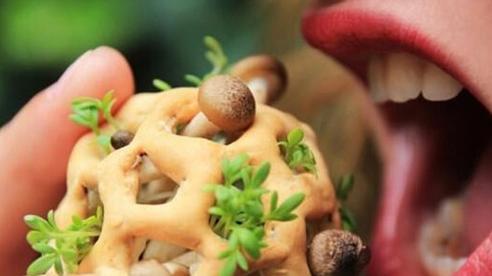 Nghe tưởng chuyện viễn tưởng: Đây là những gì con người sẽ ăn trong tương lai