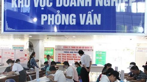 Ghánh nặng việc làm vẫn thách thức tăng trưởng kinh tế Việt Nam