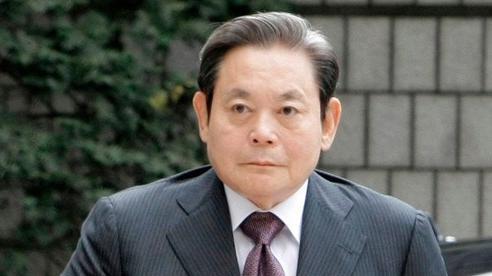 Chủ tịch Samsung qua đời