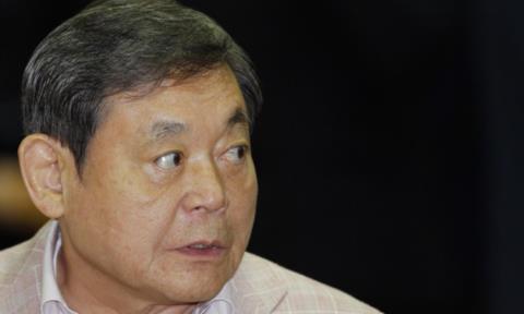Chủ tịch tập đoàn Samsung qua đời ở tuổi 78
