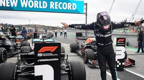 F1 chào đón vị vua mới