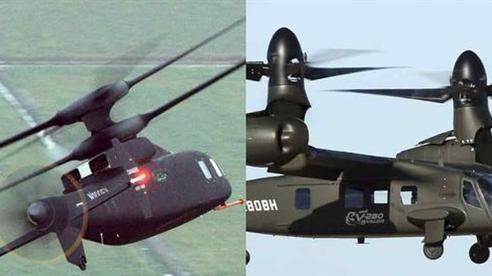 Mỹ sắp có máy bay tấn công tầm xa thay UH-60 Blackhawk