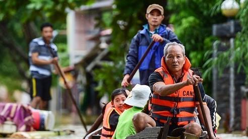 Bão số 9: Đà Nẵng sẽ cấm người dân ra đường từ chiều tối 27/10