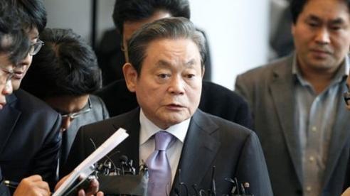 Cổ phiếu các công ty của Samsung tăng sau khi Chủ tịch Lee Kun Hee qua đời