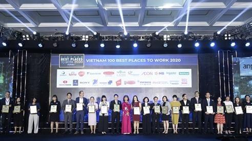 Acecook Việt Nam thuộc top 10 doanh nghiệp có nguồn nhân lực hạnh phúc 2020