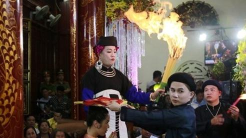 Đặc sắc Festival thực hành tín ngưỡng thờ Mẫu Thượng Ngàn