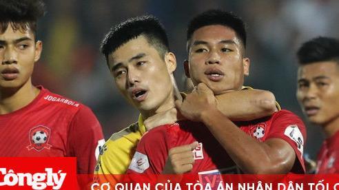 VFF ra hàng loạt án phạt với những vi phạm vòng 4 giai đoạn 2 giải LS V.League 1/2020
