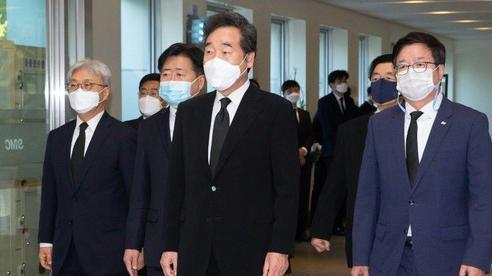 Giới quan chức và tài phiệt Hàn Quốc tri ân cố Chủ tịch Samsung