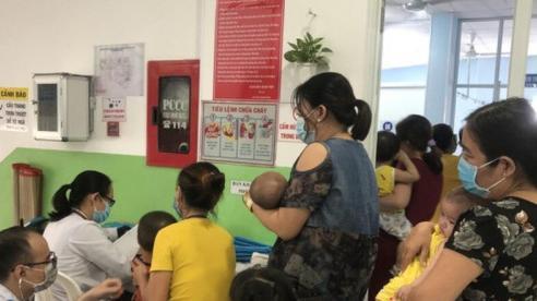 TP Hồ Chí Minh: Trẻ mắc bệnh hô hấp tăng kỷ lục