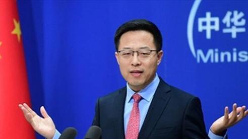 Trung Quốc trừng phạt công ty Mỹ bán vũ khí cho Đài Loan
