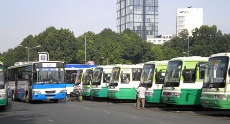 Nhiều bất cập trong việc chi trợ giá cho xe buýt