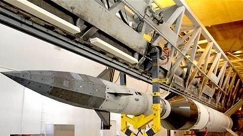 Mỹ công bố tên lửa siêu thanh mới sánh ngang Avangard