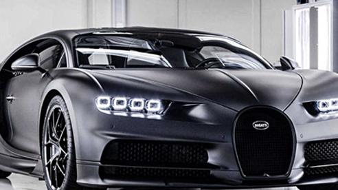 Bugatti Chiron có giá thuê 1 tháng lên đến hơn 65.000 USD