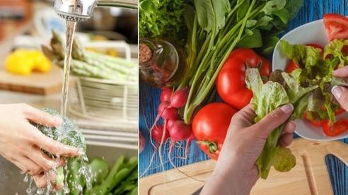 Cách lựa chọn và chế biến thực phẩm giúp đảm bảo chất dinh dưỡng