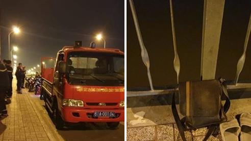 Vụ người đàn ông nhảy sông tự tử, để lại túi xách trên cầu: Nghi do nợ nần