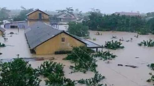 Từ Nghệ An đến Phú Yên, cảnh báo 'khẩn' nguy cơ 'vỡ' thuỷ điện, hồ chứa từ đêm nay