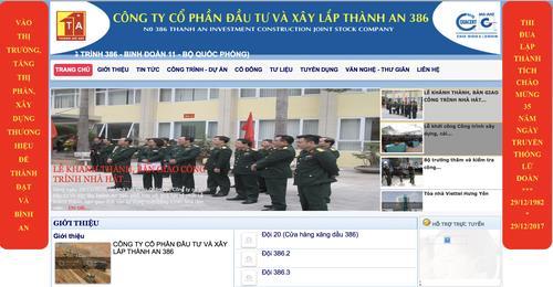 Công ty Thành An 386 bị phản ánh 'chây ỳ' không thanh toán tiền thi công dự án