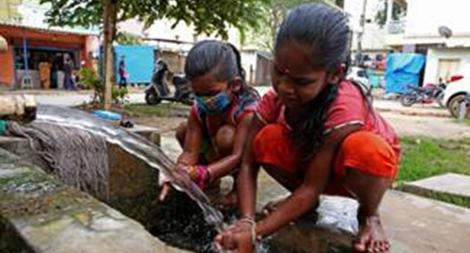 40% dân số thế giới không có điều kiện... rửa tay