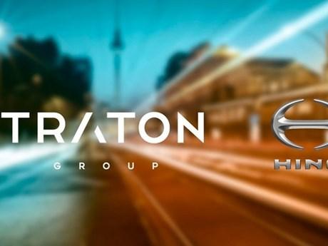 Công ty con của VW, Toyota liên doanh phát triển xe tải chạy điện
