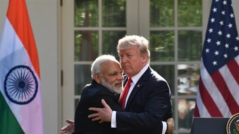 Căng thẳng Mỹ - Trung Quốc và mảnh ghép Ấn Độ