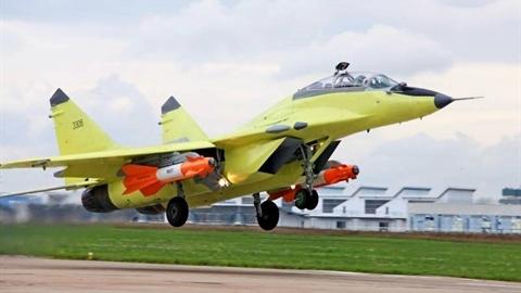 Algeria nhận tiêm kích MiG-29 tốt nhất từng được Nga chế tạo