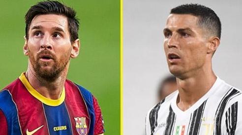 Ronaldo chính thức lỡ hẹn với Messi