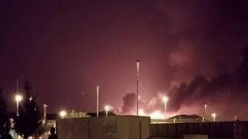 Hỏa hoạn nghiêm trọng tại mỏ dầu lớn ở Algeria