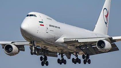 Bất chấp đe dọa từ Mỹ, một máy bay Iran hạ cánh xuống Venezuela
