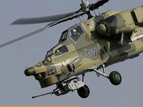 Không quân Nga thử nghiệm máy bay trực thăng quân sự mới