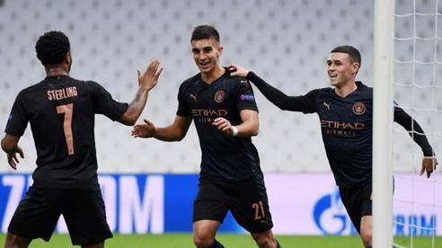 Man City có thắng trận thứ hai ở Champions League