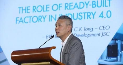 Xu hướng chuyển dịch đầu tư: 'Việt Nam đang ở vị thế nổi bật'