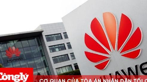 Doanh thu của Huawei vẫn tăng trưởng bất chấp lệnh trừng phạt của Mỹ