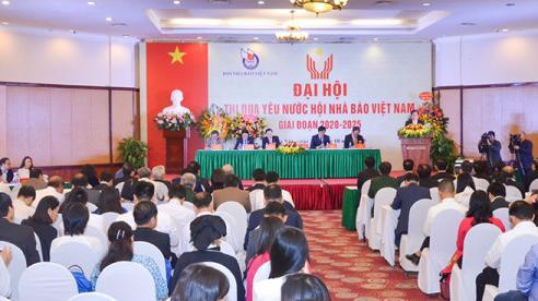 Hội Nhà báo Việt Nam: Thi đua yêu nước từ sức mạnh hội tụ và lan tỏa