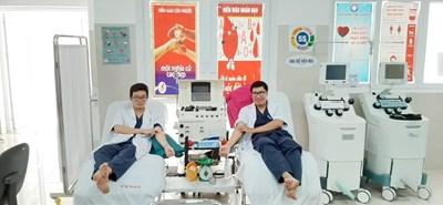 Nhiều bệnh viện ở miền Trung thiếu máu trầm trọng